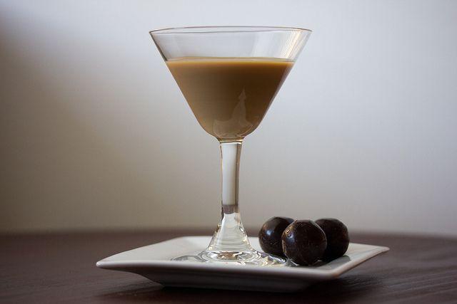 Caramel Apple Bon Bon Martini by DaydreamerDesserts, via Flickr