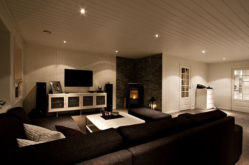 great idea for a finished basement