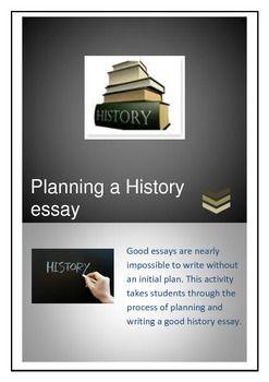history essay keywords