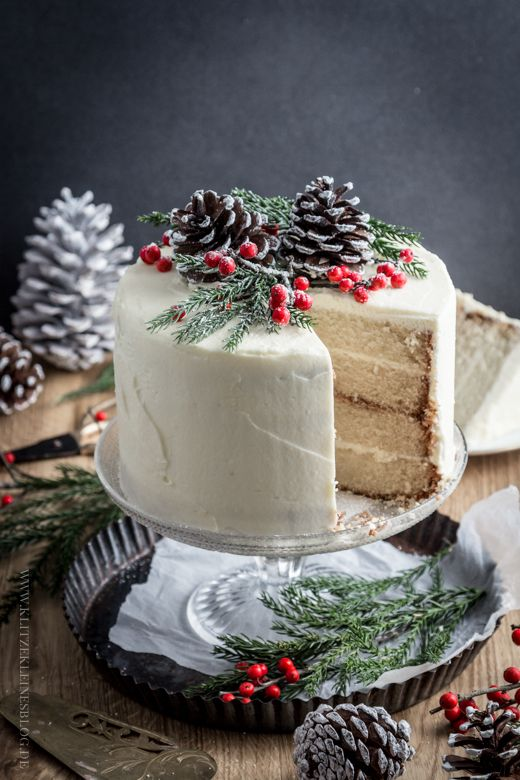 The perfect winter cake