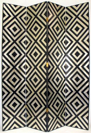 Art Deco Diamond Screen