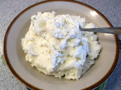 Creamy Mashed Potatoes | Food Featured on Words Of Deliciousness | Pi ...