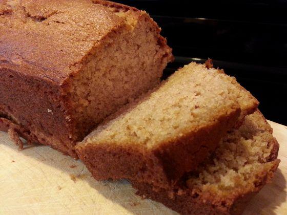 Applesauce Bread | Food & Drink | Pinterest
