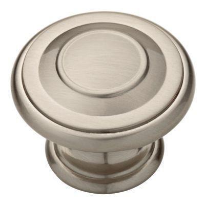 $2.30/knob 1-3/8 in. Harmon Cabinet Hardware Knob 10-Pack