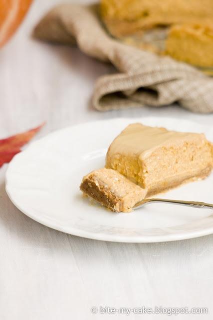 Pumpkin caramel cheesecake | Recipes | Pinterest