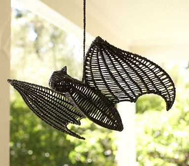 Bat Vine Decor #PotteryBarnKids
