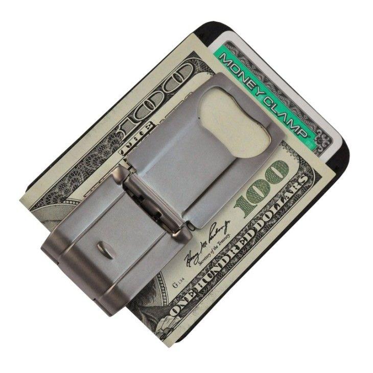 munich ii money clip w bottle opener cool gifts for guys pinterest. Black Bedroom Furniture Sets. Home Design Ideas
