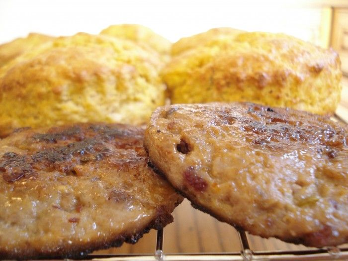 Easy & Delicious: Homemade Breakfast Sausage Patties - MOMables ...
