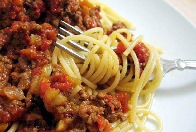 Bolognese Sauce #slowcooker   What's For Dinner?   Pinterest