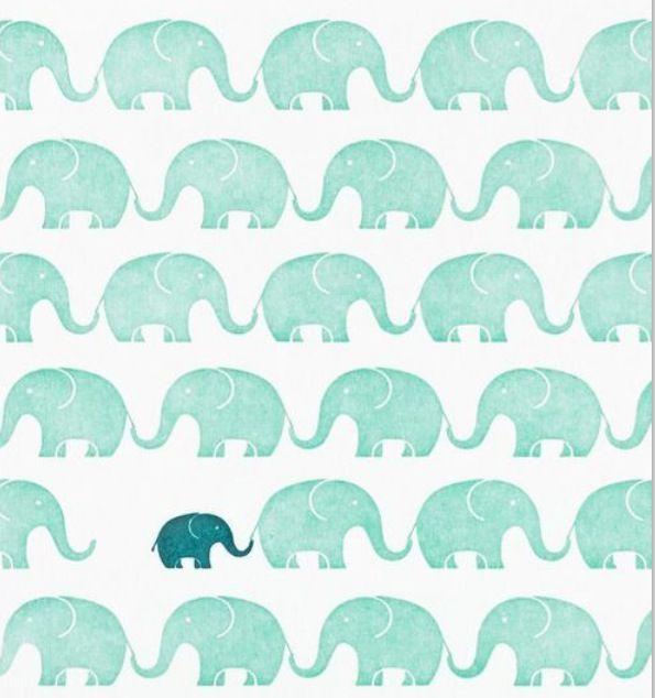 Cute elephant wallpaperElephant Design Wallpaper