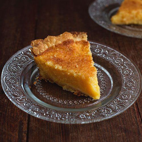 Cheerwine Vinegar Pie #recipes #pie #cheerwine