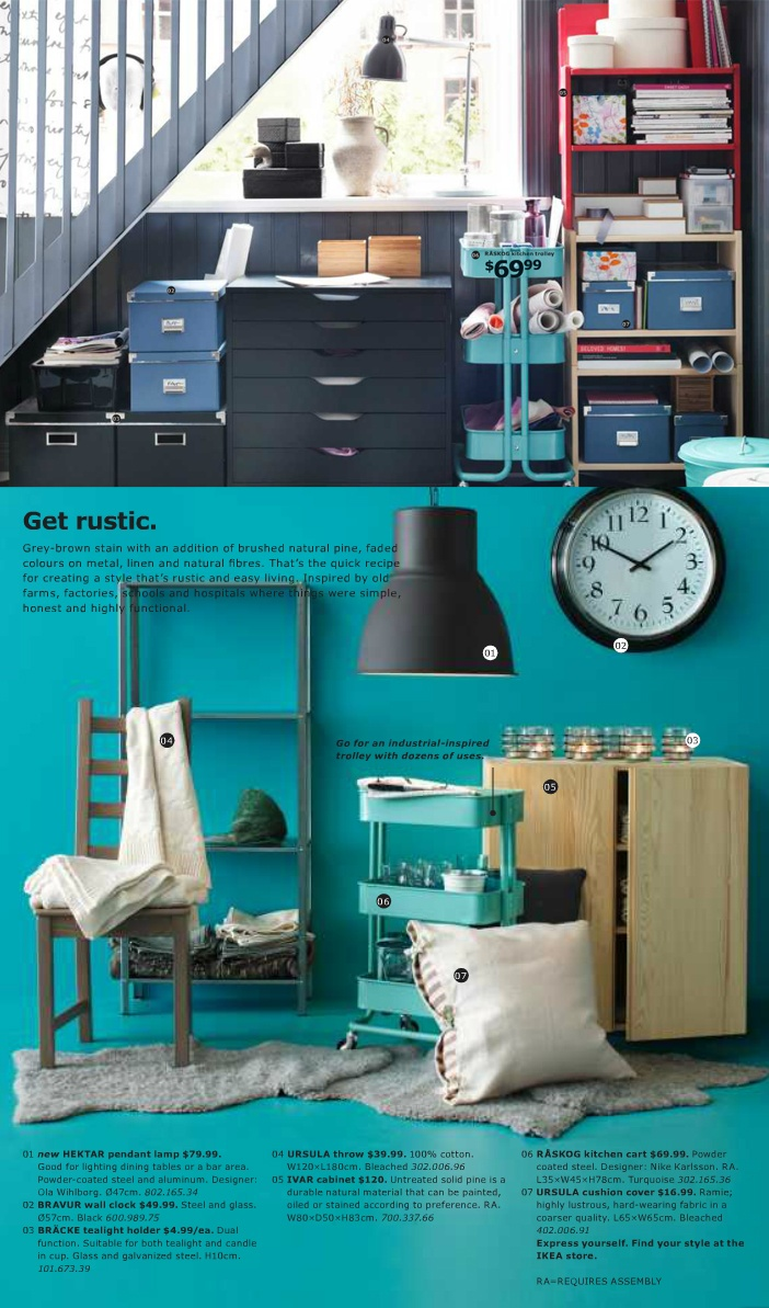 ikea raskog utility cart turquoise. Black Bedroom Furniture Sets. Home Design Ideas