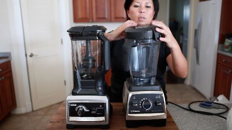 Side by side comparison review of the new Ninja Ultima blender and the Vitamix 750 at: http://www.steamykitchen.com/30339-first-look-ninja-ultima-blender-review.html