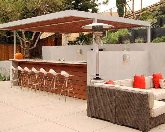 bar idea outdoor bar grill pinterest. Black Bedroom Furniture Sets. Home Design Ideas