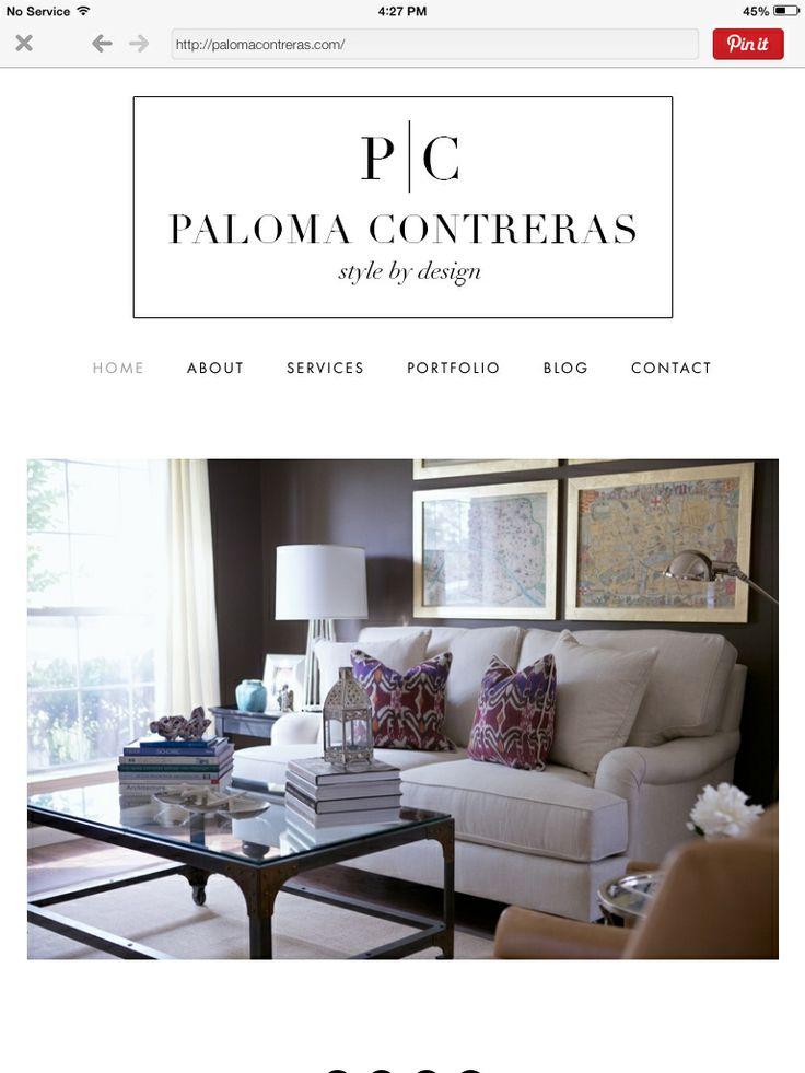 Very Cool Portfolio INTERIOR Design Pinterest