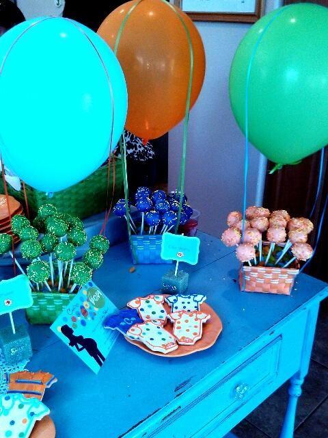 Ready To Pop Cake Pops Baby Shower Ideas Pinterest