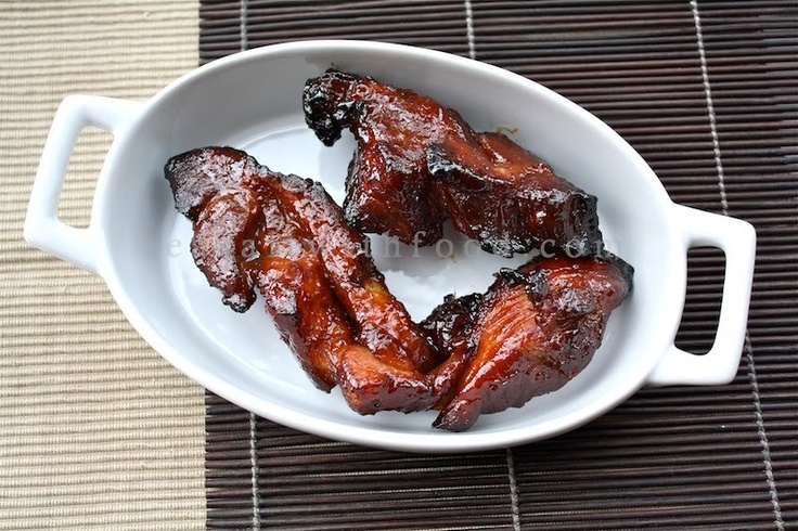 Chinese Barbecued Pork - Char Siu | Pork Recipes | Pinterest