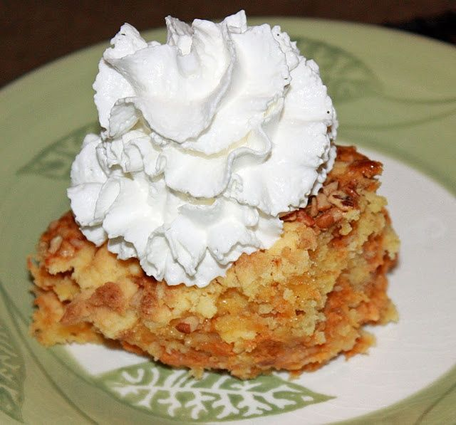 pumpkin cobbler. | Recipes to Cook | Pinterest