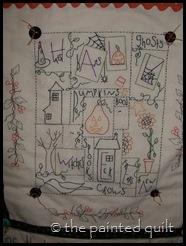 Free pattern--'Halloween Hauntings'