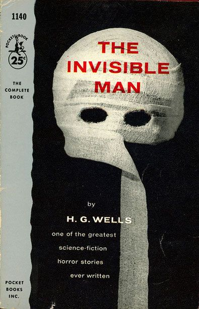 the invisible man by h g wells One dark and stormy night, a stranger arrives in west sussex at a village inn he is heavily clad in an overcoat and his face is wrapped in bandages he takes a.