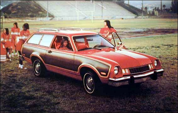 Every Car Is a Pinto  TV Tropes