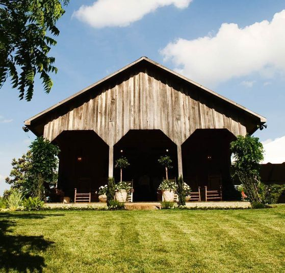 Barn Wedding Venues in North Carolina -