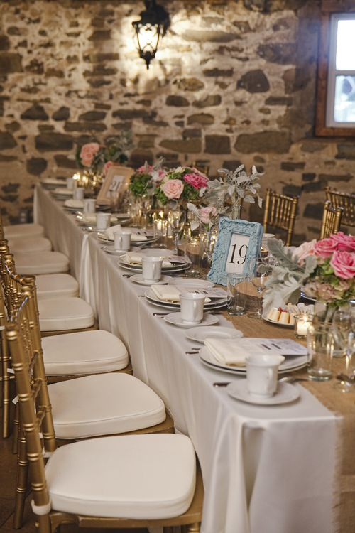 Restaurant bridal shower reception decor pinterest
