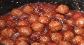 Ultimate Party Meatballs | Appetizin' Appetizers | Pinterest