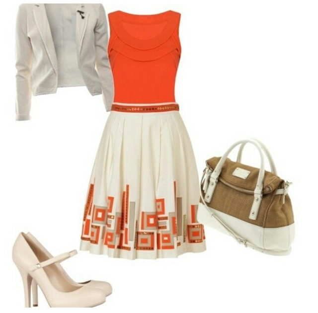 Church Outfit! So Cute!( | Sunday Brunch U2654 | Pinterest