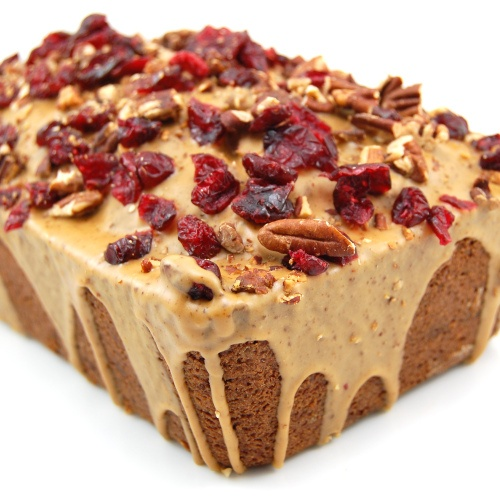 Sweet Peas Kitchen » Espresso Pound Cake with Cranberries and Pecans