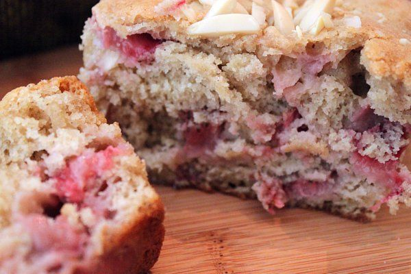 Strawberry Bread Recipe | If I was a kitchen girl | Pinterest