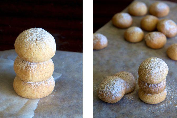 Cinnamon Cookies | Food-Dessert | Pinterest