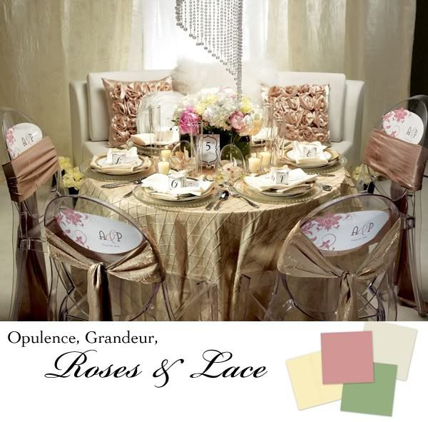 New Trend For 2012 A Victorian Wedding Theme