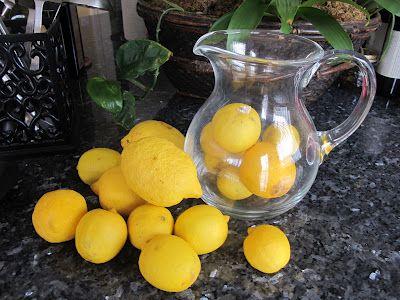 Best Lemonade Recipe EVER | Beverages | Pinterest