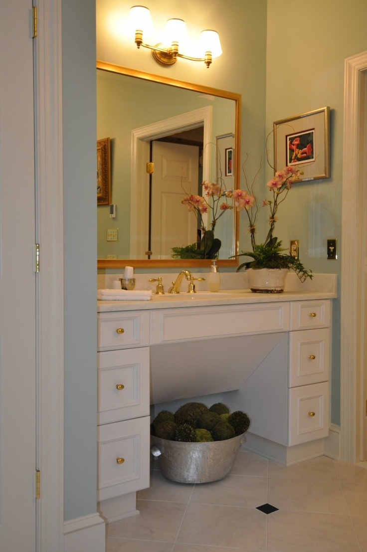 Wheelchair Accessible Bathroom Vanity Wheelchair Accessible Vanity Aging In Place Remodels