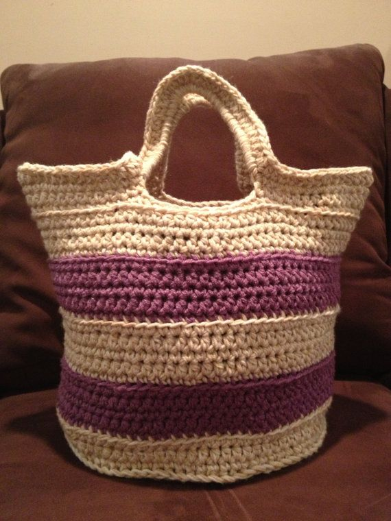 63 This weeks theme is beach/tote bags Includes links to free crochet ...