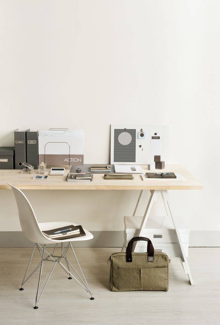 Classic grey is a timeless, versatile colour, perfect for stylish workspaces.   Used in fashion and design to communicate style and sophistication, grey and black work well in bringing other colours to life.