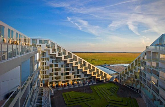 8 house bjarke ingels big architects architecture for Big architecte