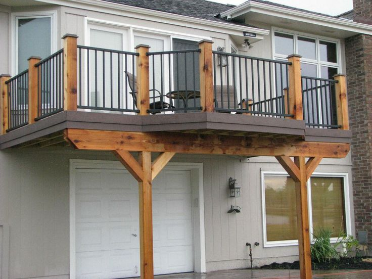 Small Deck Off The Master Bedroom Decks Pinterest