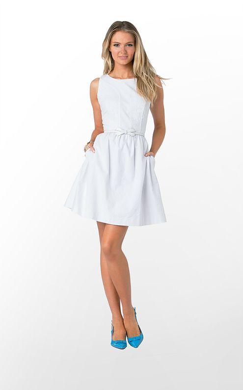 White Dress Teen 92