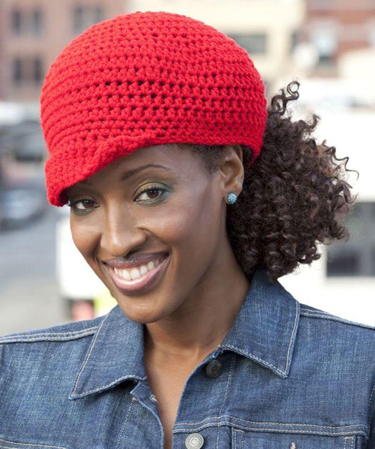 Crochet Patterns Ponytail Hats : Ponytail Hat hats for Leslie Pinterest