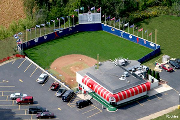 wiffle ball field this awesome