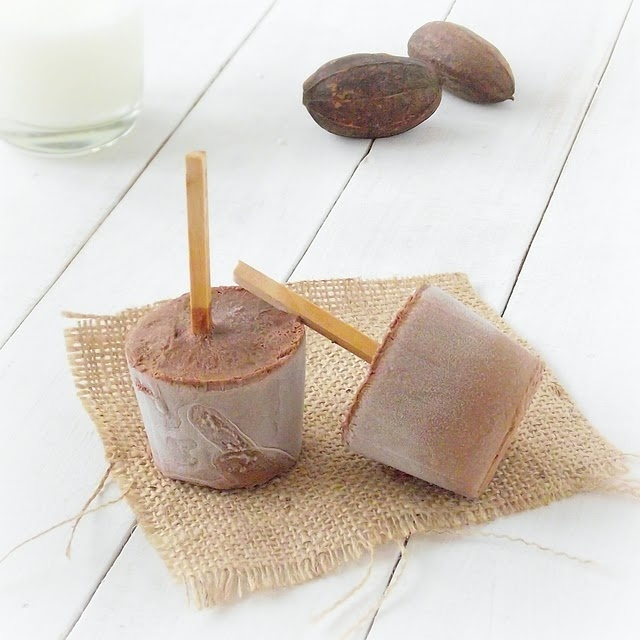 Chocolate fudge popsicles | No-Bake Desserts & Other Treats | Pintere ...
