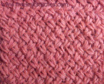 Astrakhan fur knitting stitches Knitting Pinterest