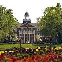 Elon University, near Burlington,North Carolina