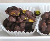 Dark Chocolate Nut Clusters | Recipe