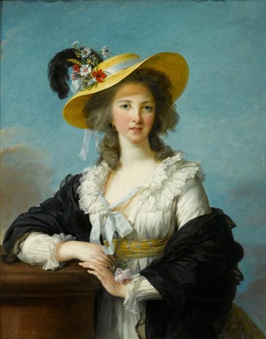 Madame de Polignac...