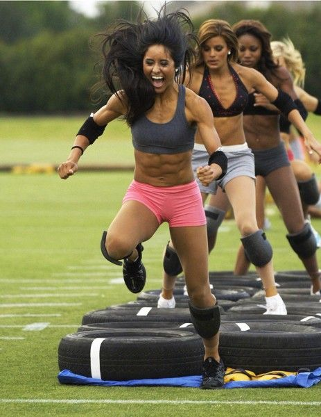 WARRIOR WORKOUTS: different, exciting, challenging.  I wish I had the schedule to do things like this!