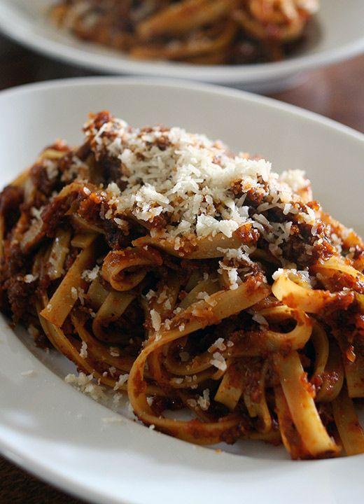 Sausage Bolognese | Food! | Pinterest