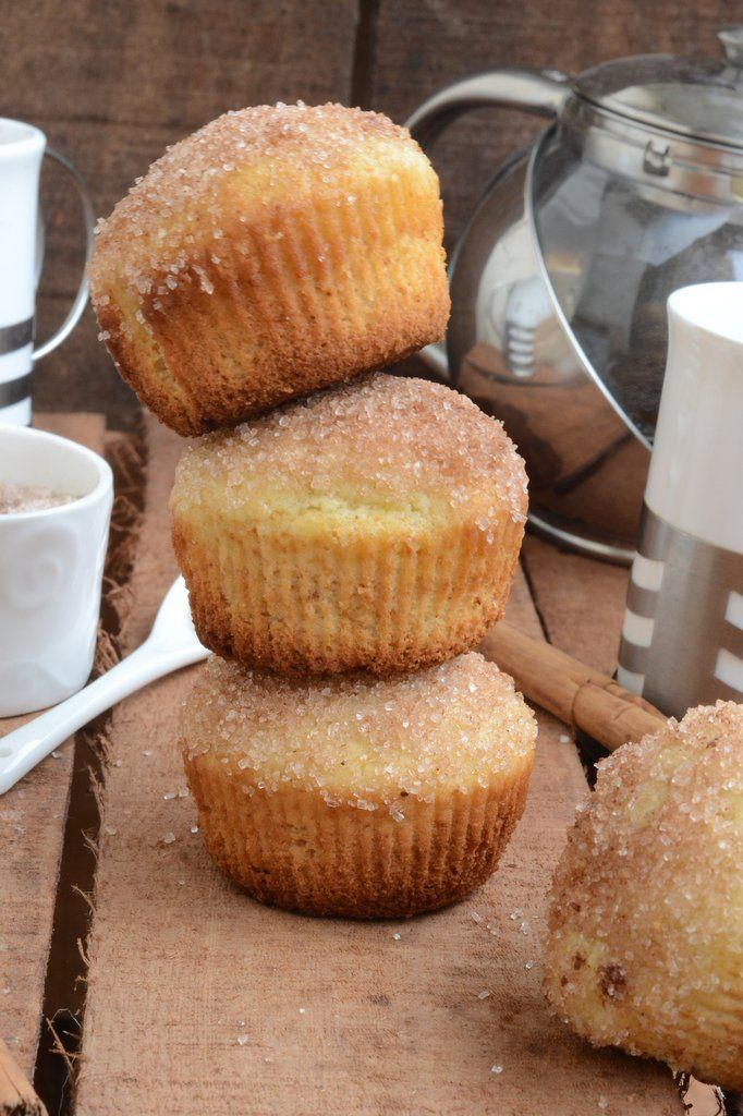 Whisk Affair: French Breakfast Muffins. soft, moist and very cinnamon ...